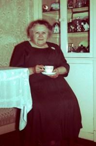 1960s Maggie Graham, wife of John Graham preacher. Shared by J Graham.