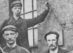Blantyre Blacksmiths 1920s at Priestfield (PV)
