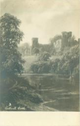 1903 Raphael Tuck's Bothwell Castle