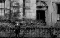1910 Rear of Calderwood Castle