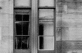 1910 Calderwood Castle windows