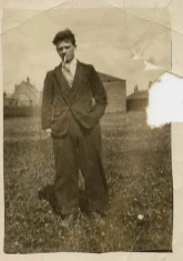 1920 John Duddy, Jimmy Duddy's eldest son