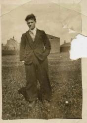 1920 John Duddy, Jimmy Duddy's eldest son