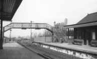 1930s High Blantyre Train Station