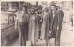 1950s Johnny Logan, Alice & John McGuire
