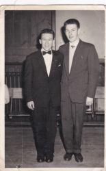 1958 John McGuire and Joe Logan
