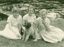 1959 Calder Lillias, Janet and Rosemary