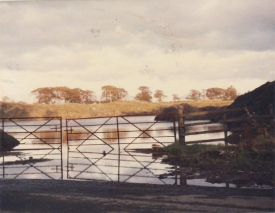 1974 Calderside Landfill area. Shared by G Cook