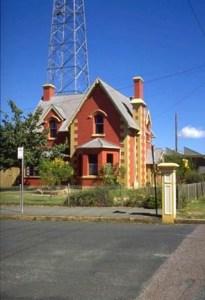 Goulburn Stationmaster house