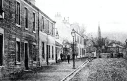 1890's High Blantyre Main Street (PV)