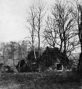 1860 Blantyre Priory - one of oldest known photos. Shared by G Cook