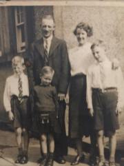 1930s The Leggats shared by Margaret Carswell