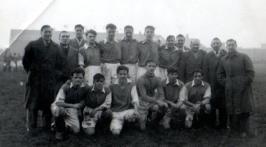 1954 Blantyre Engineering Football Team