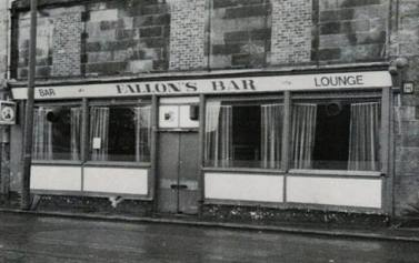 Fallon's Pub 1970s