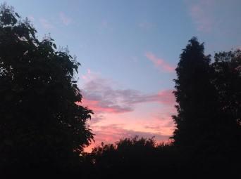 2015 Sunset on 28th September, shared by Paul Veverka