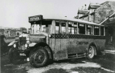 1920s Chieftain Bus to Blantyre