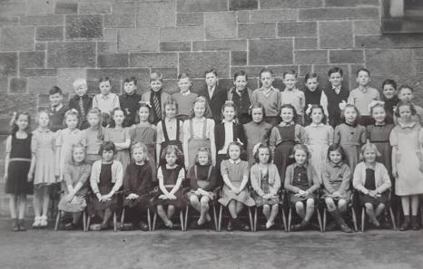 Auchinraith Primary School 1946
