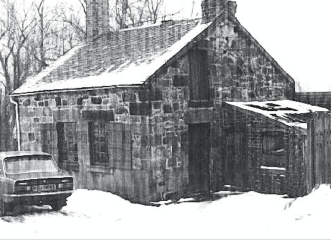 1970s Andrew Little's Bakehouse beside Glasgow Rd. Shared by G Cook