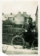 1934 Archie Danskin at Broompark Road