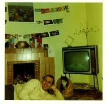1970 Joe Veverka at Stonefield Crescent (PV)