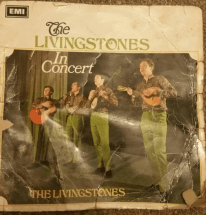 Livingstone Folk Four LP
