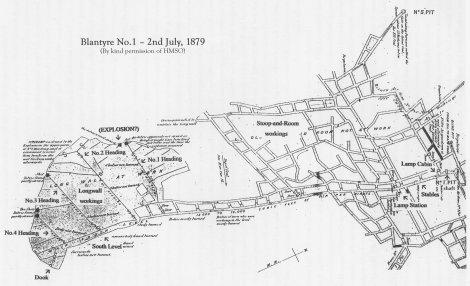 1879 Dixon's No. 1 underground
