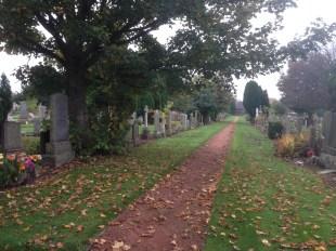 2015 High Blantyre Cemetery Oct (PV)