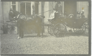 1905 Greenhall Coachman Thomas Denholm & The Moores. Shared by Marion Turner