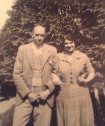 1930s Arthur Leggat and Annie Lamont Davidson