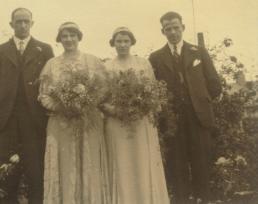 1934 1st August Arthur & Annie Leggat