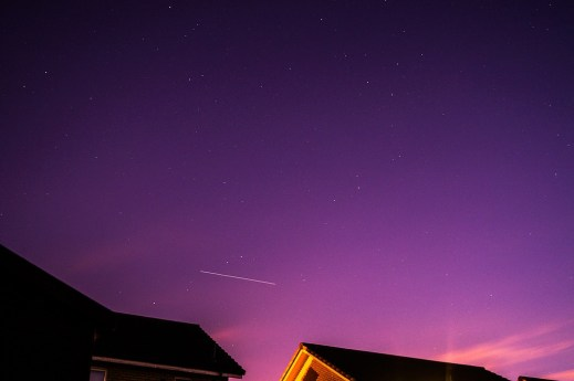2015 12th August ISS by Robert Gracie