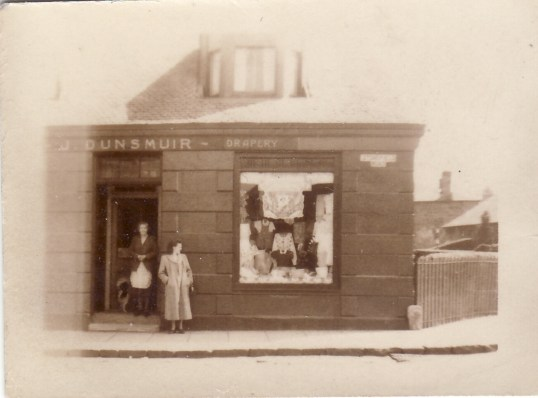 Dunsmuir shop
