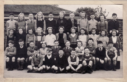 High Blantyre Primary around 1949