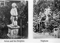 1909 Arion & Dolphin Statue (PV)