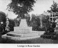 1909 Quoiting Green Lounge in Gardens