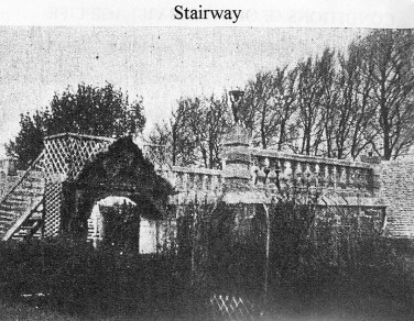 1909 Quoiting Green stairway (PV)