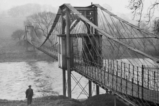 1928 Suspension Bridge