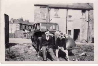 1950s Duncan Brothers at Littles Building