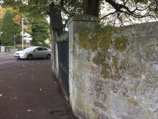 2015 Kikrton wall