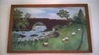 Milheugh Bridge by AG Reid