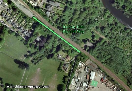 2015 Railway Line Right of Way