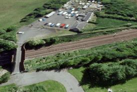 2009 Aerial Craigknowe