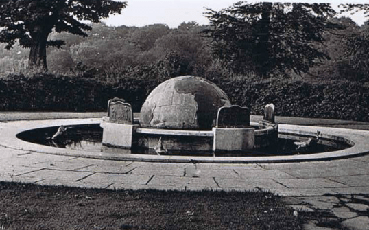 1936 World Fountain