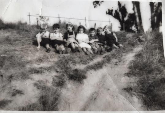 1946 Finmeoot Kids by Jane Reynolds