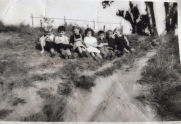 1946 Kids at Caldervale (Finmeoot). Photo Jane Reynolds.