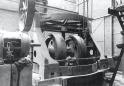 1955 Machinery inside Blantyreferme (Haughhead) Brickworks