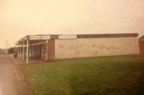 1980s Larkfield Shops