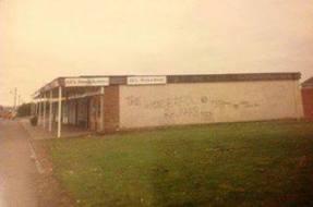 1980s Larkfield Shops