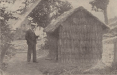 1929 African Hut at David Livingstone Centre