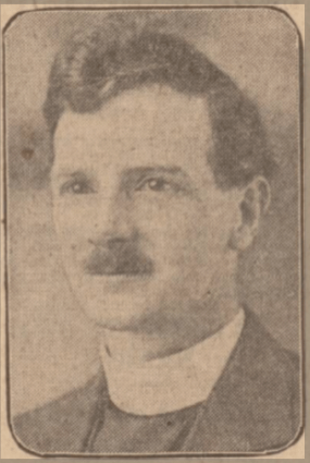 1929 Rev Thomas Shanks